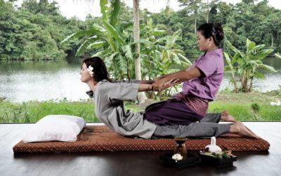 A thai masszás, mint passzív jóga